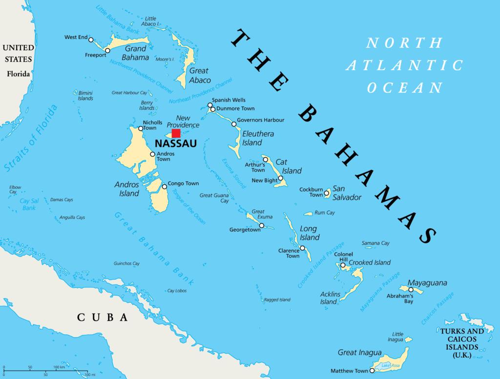 Universities in Bahamas