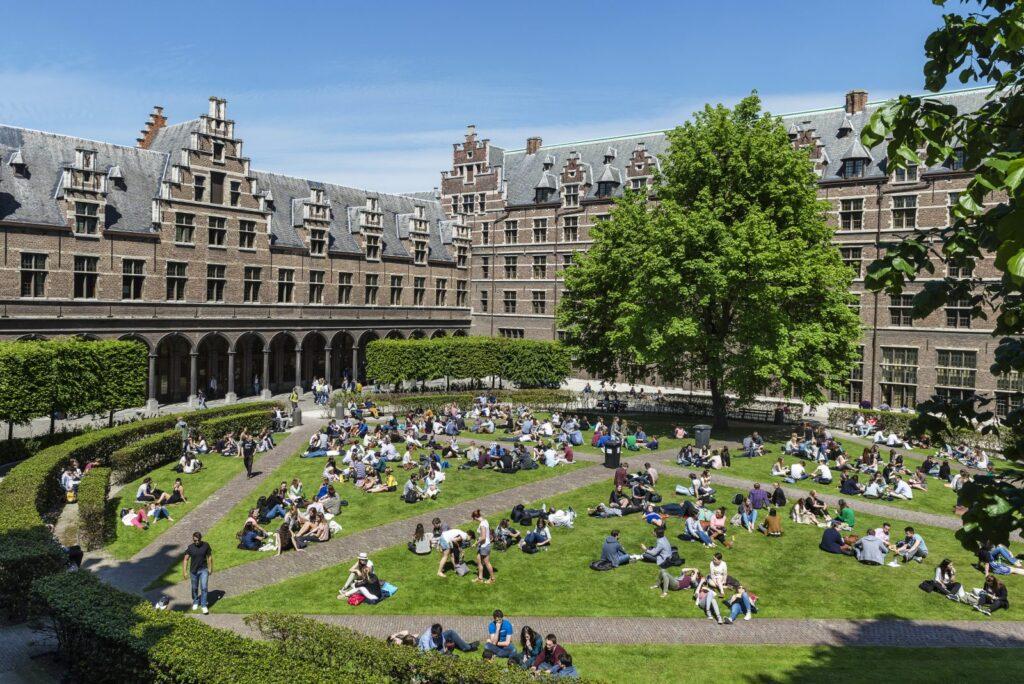 Universities in Belgium