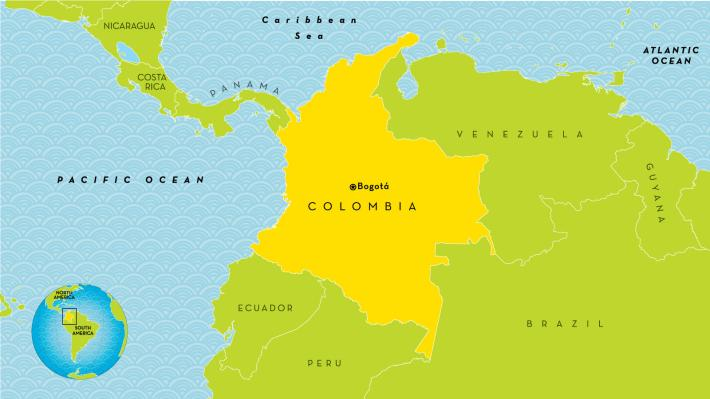 Universities in Colombia