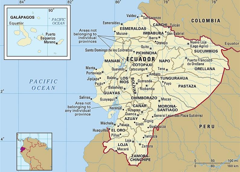 Universities in Ecuador