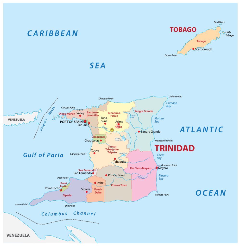 Universities in Trinidad & Tobago