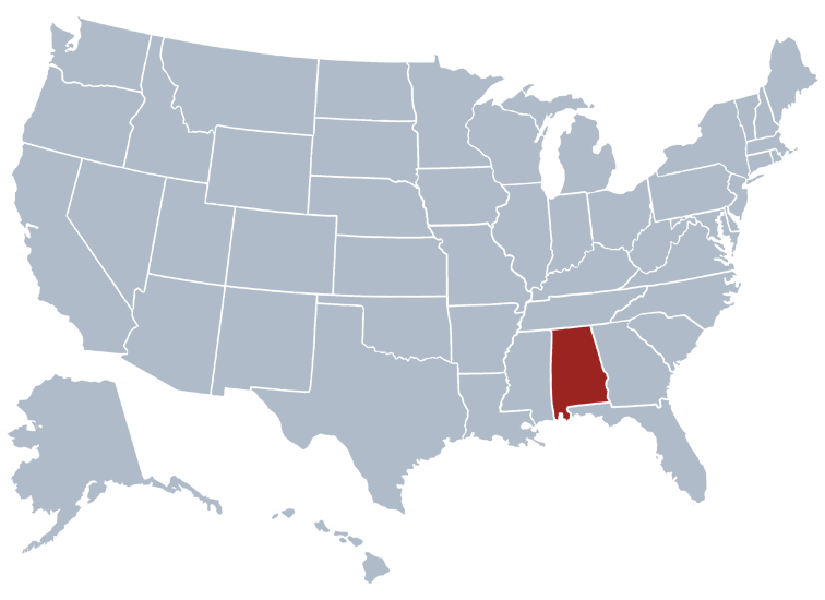 Universities in Alabama