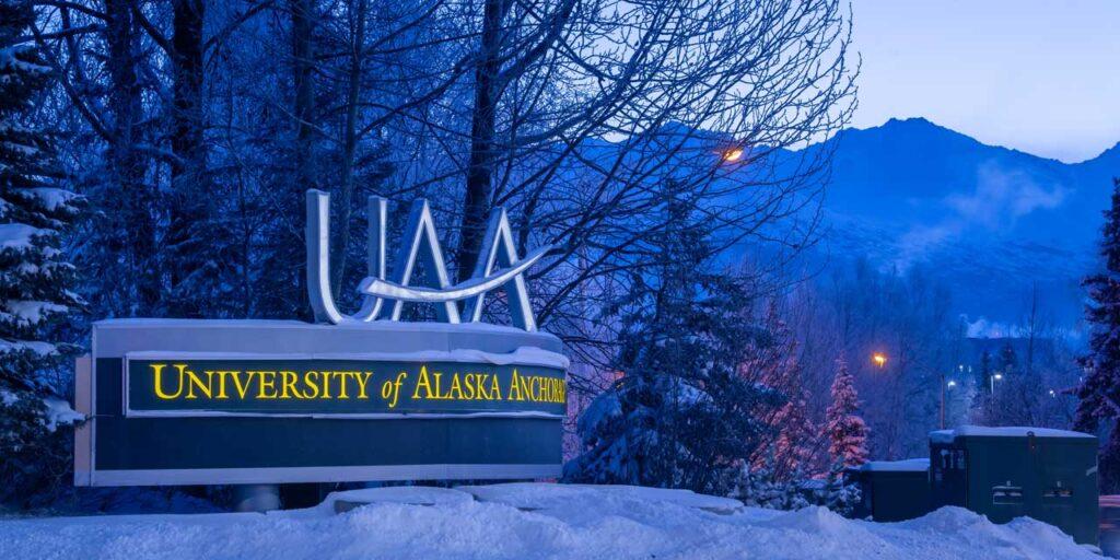 Universities in Alaska