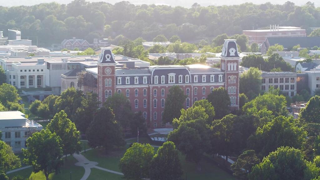 Universities in Arkansas