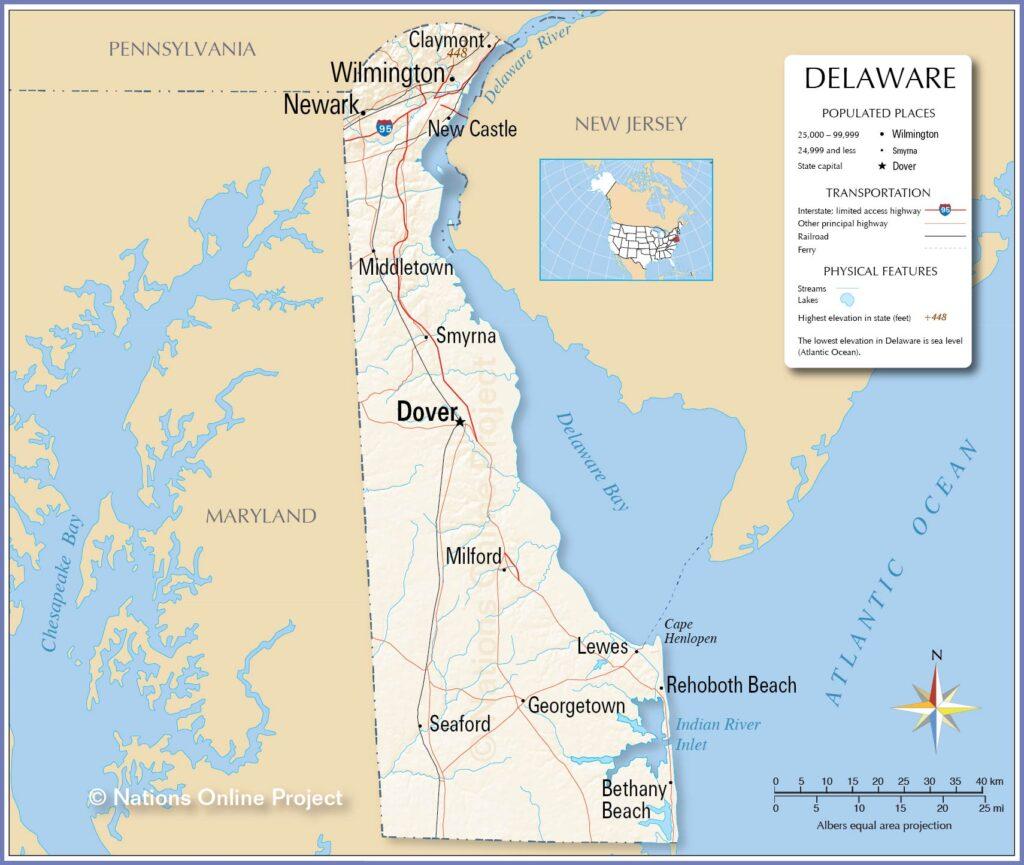 Universities in Delaware