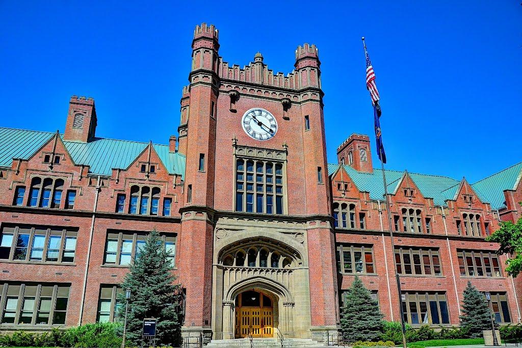Universities in Idaho