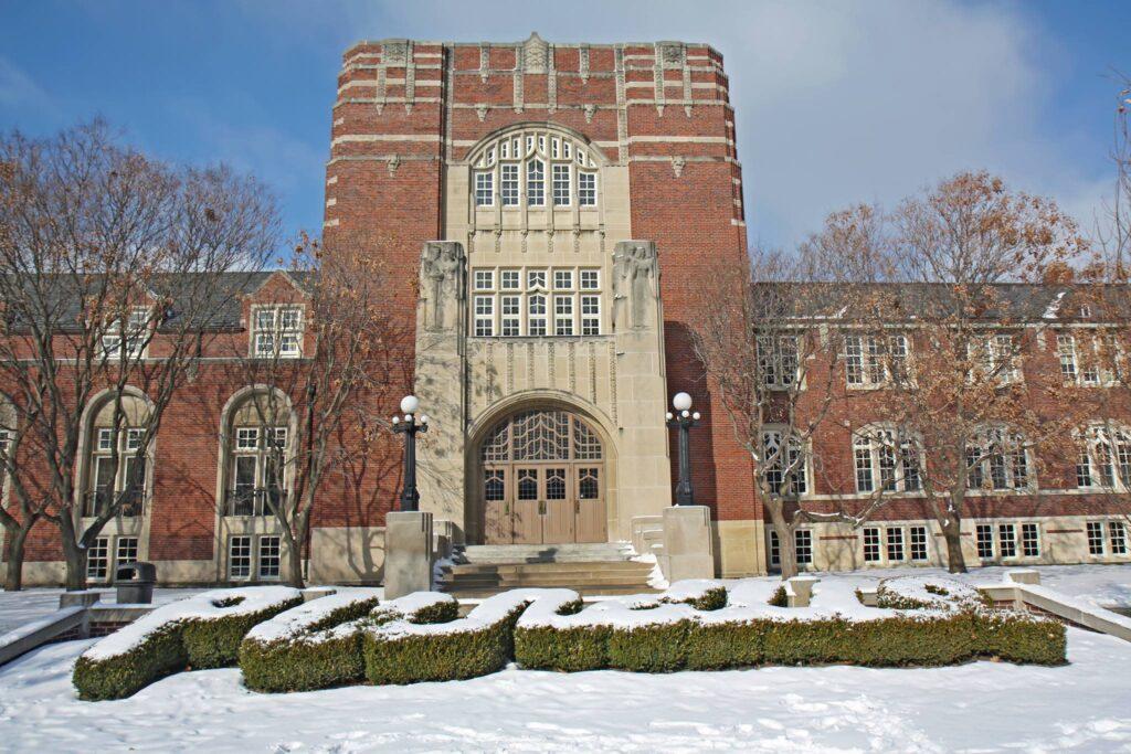 Universities in Indiana