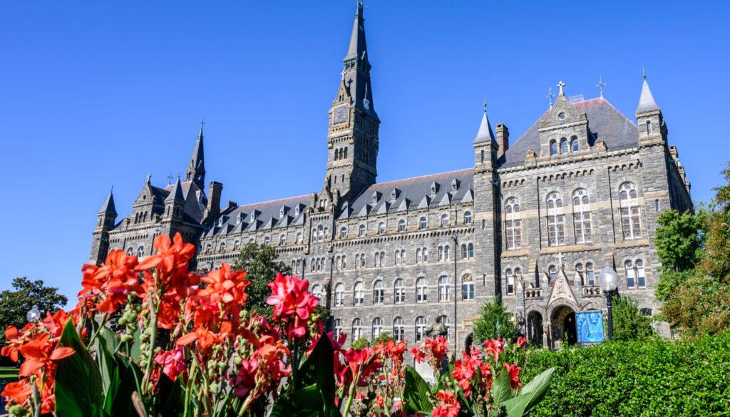 Universities in Washington