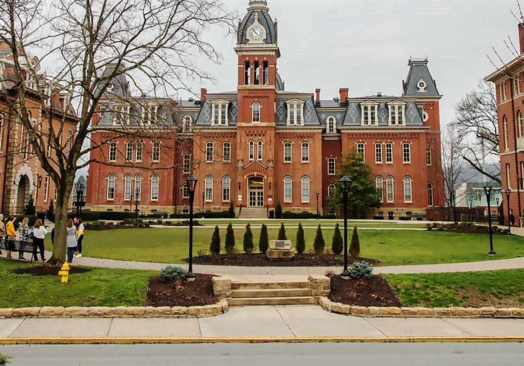 Universities in West Virginia