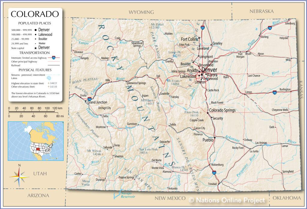 Universities in Colorado