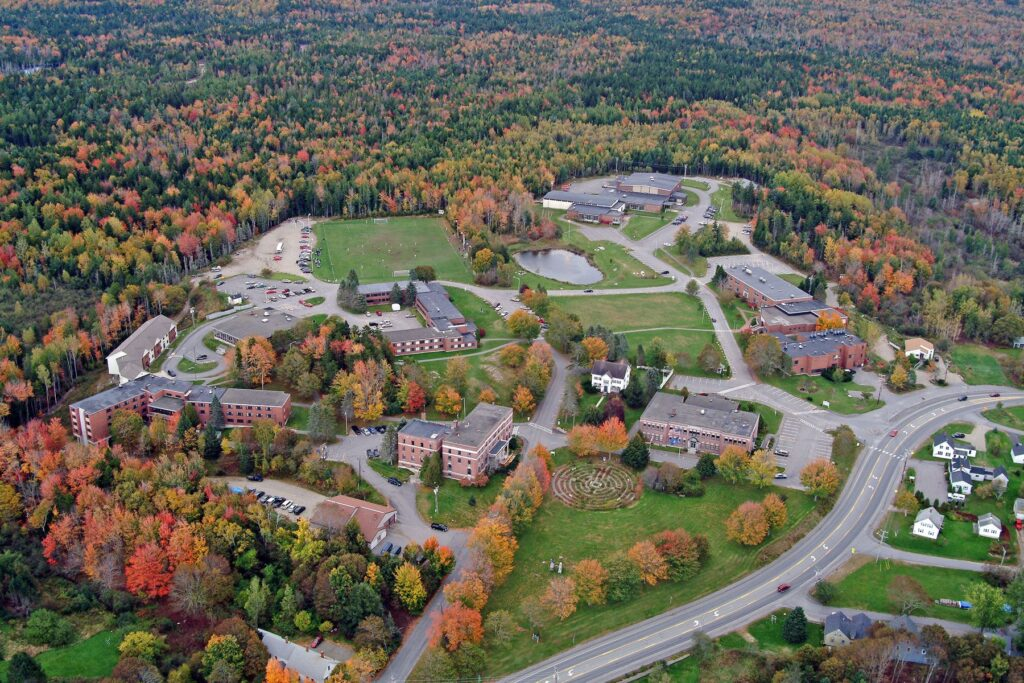 Universities in Maine