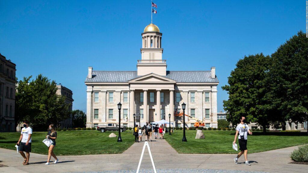Universities in Iowa