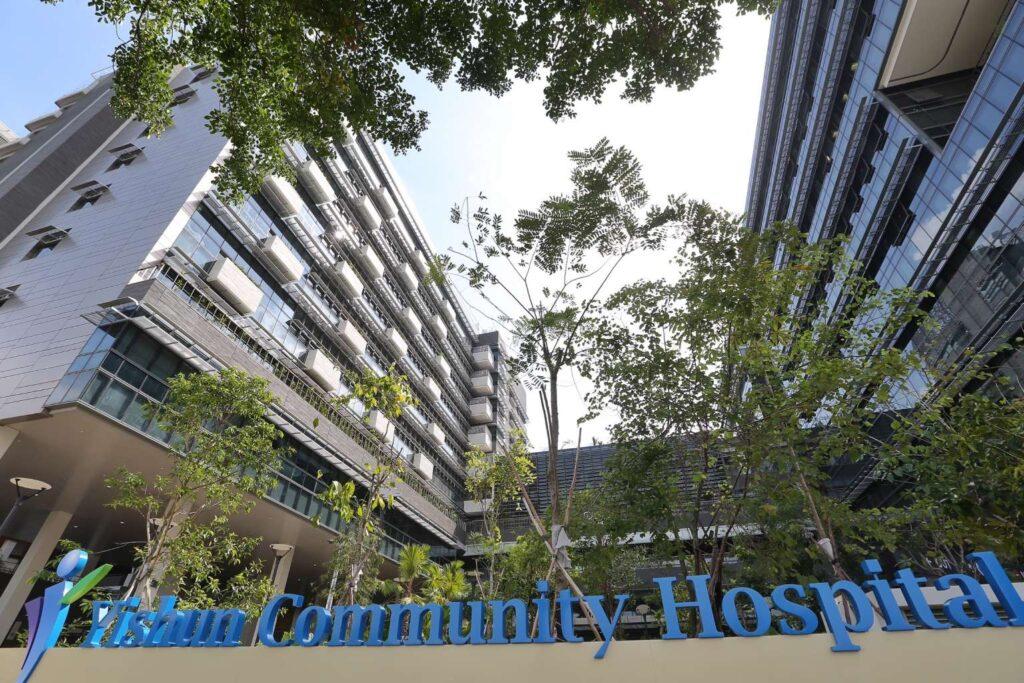 Hospitals in Singapore