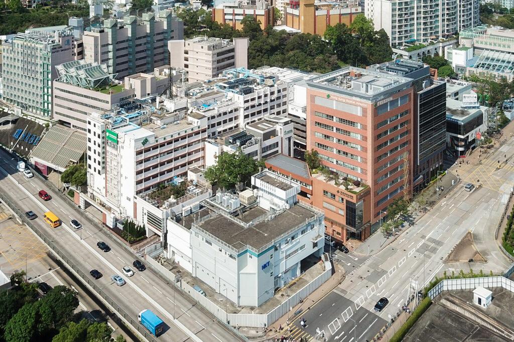 Hospitals in Hong Kong