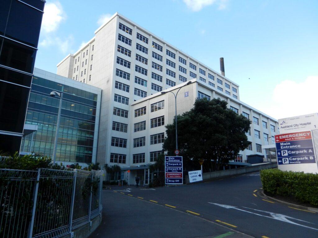 Hospitals in New Zealand