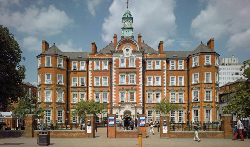 Hospitals in UK