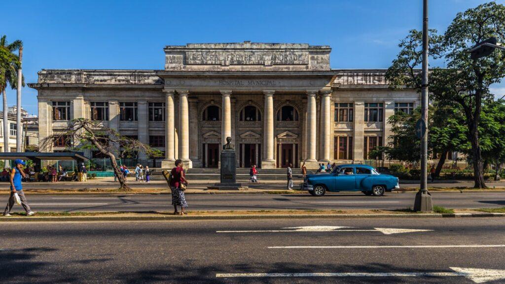 Hospitals in Cuba