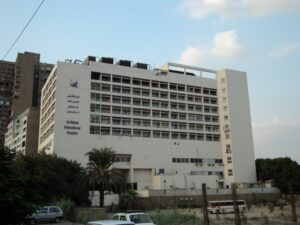 Hospitals in Egypt
