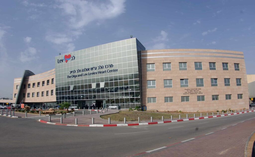 Hospitals in Israel