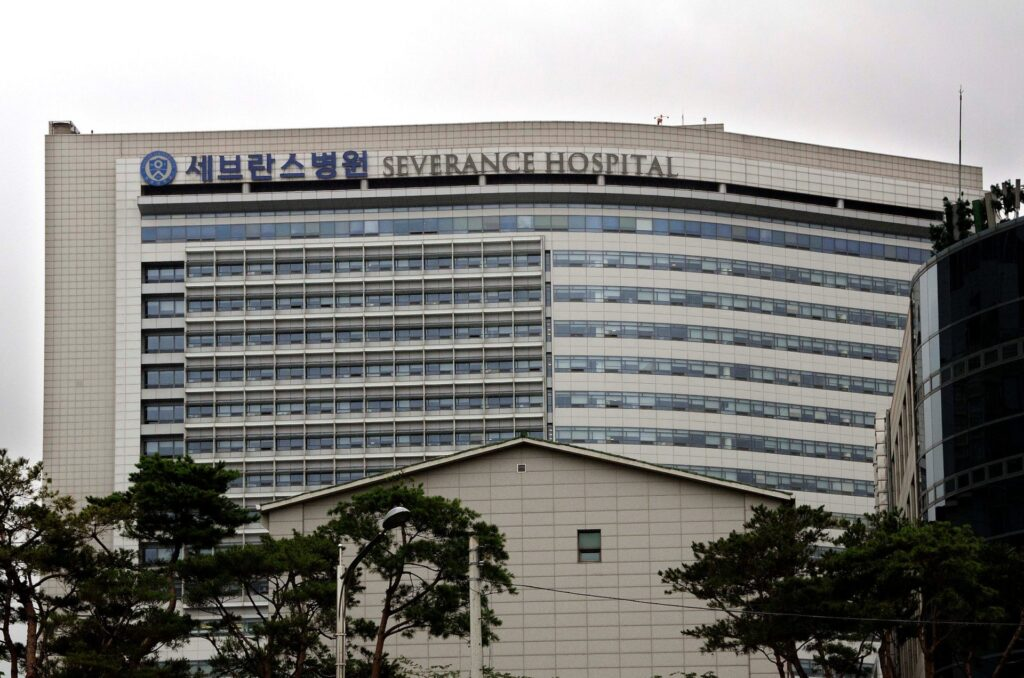 Hospitals in South Korea