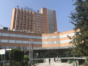 Hospitals in Spain