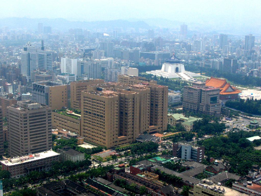 Hospitals in Taiwan