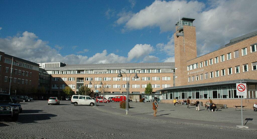 Hospitals in norway