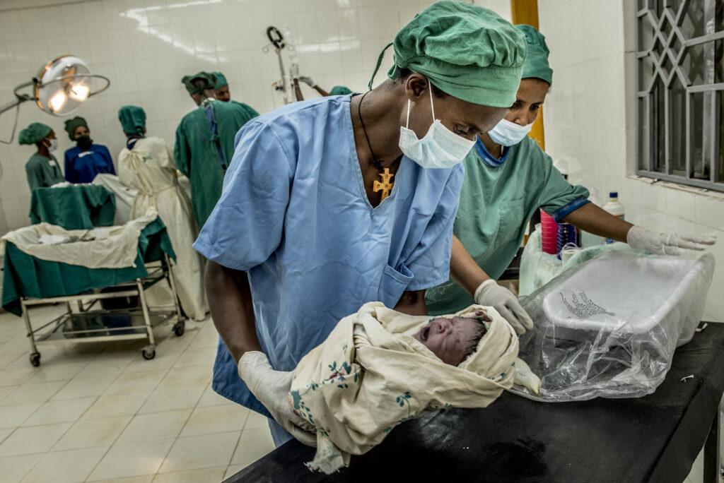 Hospitals in Ethiopia